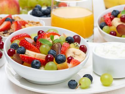 Восточный завтрак