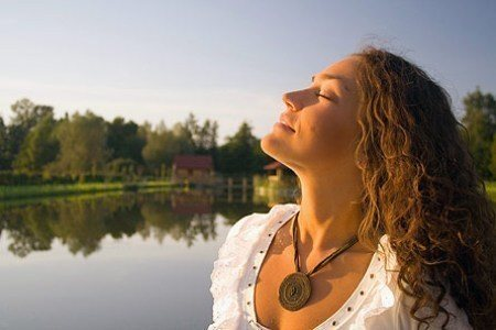 Дышите свободно, размеренно и чаще бывайте на природе