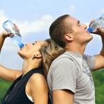 Привычка носить с собой воду