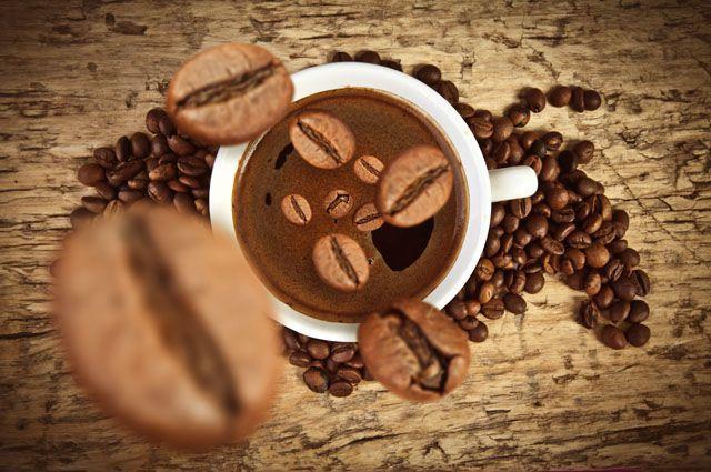 Кофе-чарующий напиток