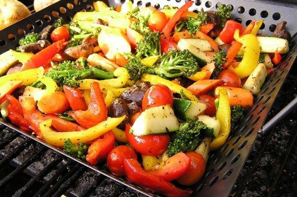 Овощной микс-кладезь витаминов