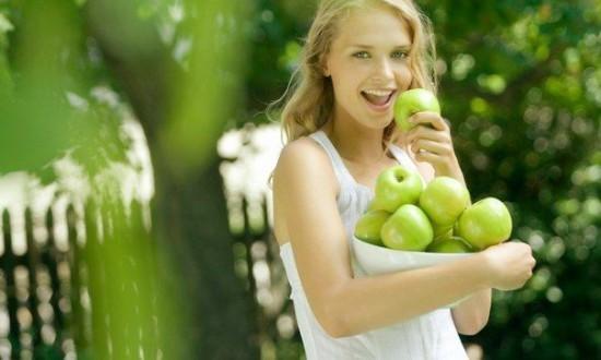 Ежедневное употребление яблок укрепляет иммунитет