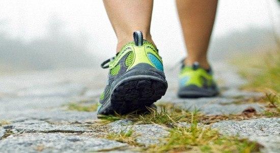 Ходите больше пешком, и это убережет вас от многих заболеваний