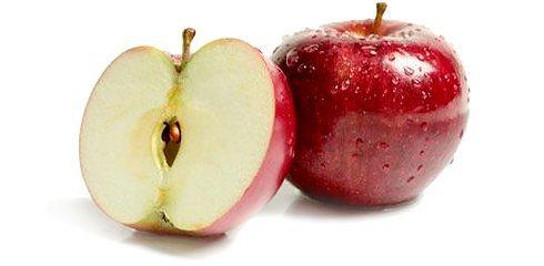 Яблоки защищают сердце и укрепляют стенки сосудов