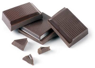 Горький шоколад  не только взбодрит, но и улучшит настроение