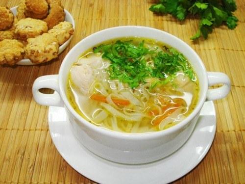 Суп должен присутствовать в рационе каждый день без исключения, это защитит вас от болезней желудка