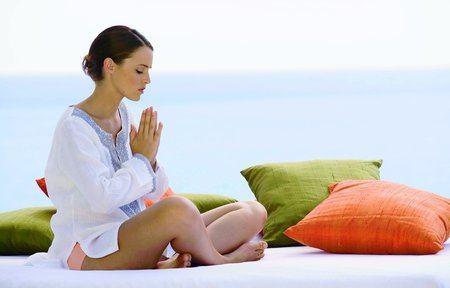 Медитируя всего по 20 мин в день, вы станете гораздо уравновешеннее и счастливее