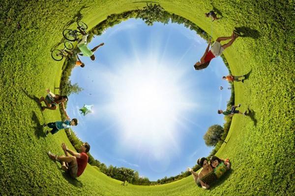 Здоровый образ жизни-это замыкающаяся система, в которой живет человек
