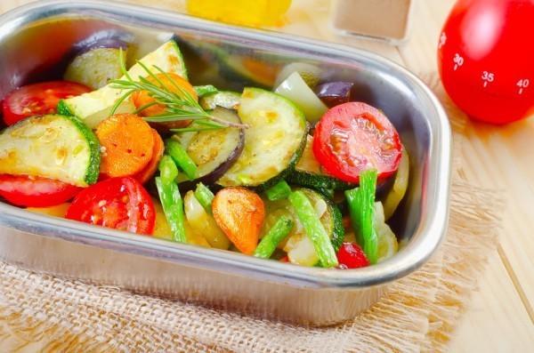 Овощи-основа ежедневного рациона