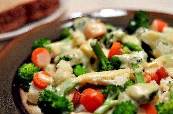 Чем ярче овощ-тем он полезнее