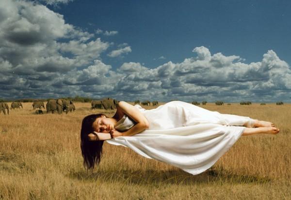 Сновидения порой слишком реальны, чтобы оказаться сном