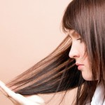 Лечение ломкости и сечения волос