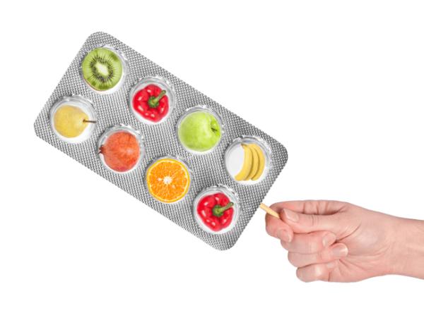 Отдавайте предпочтение натуральным источникам витаминов